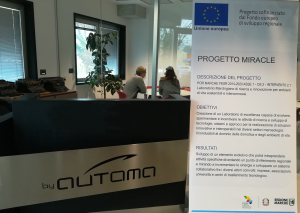 """AUTOMA is proud to be part of the """"MIRACLE"""" project"""