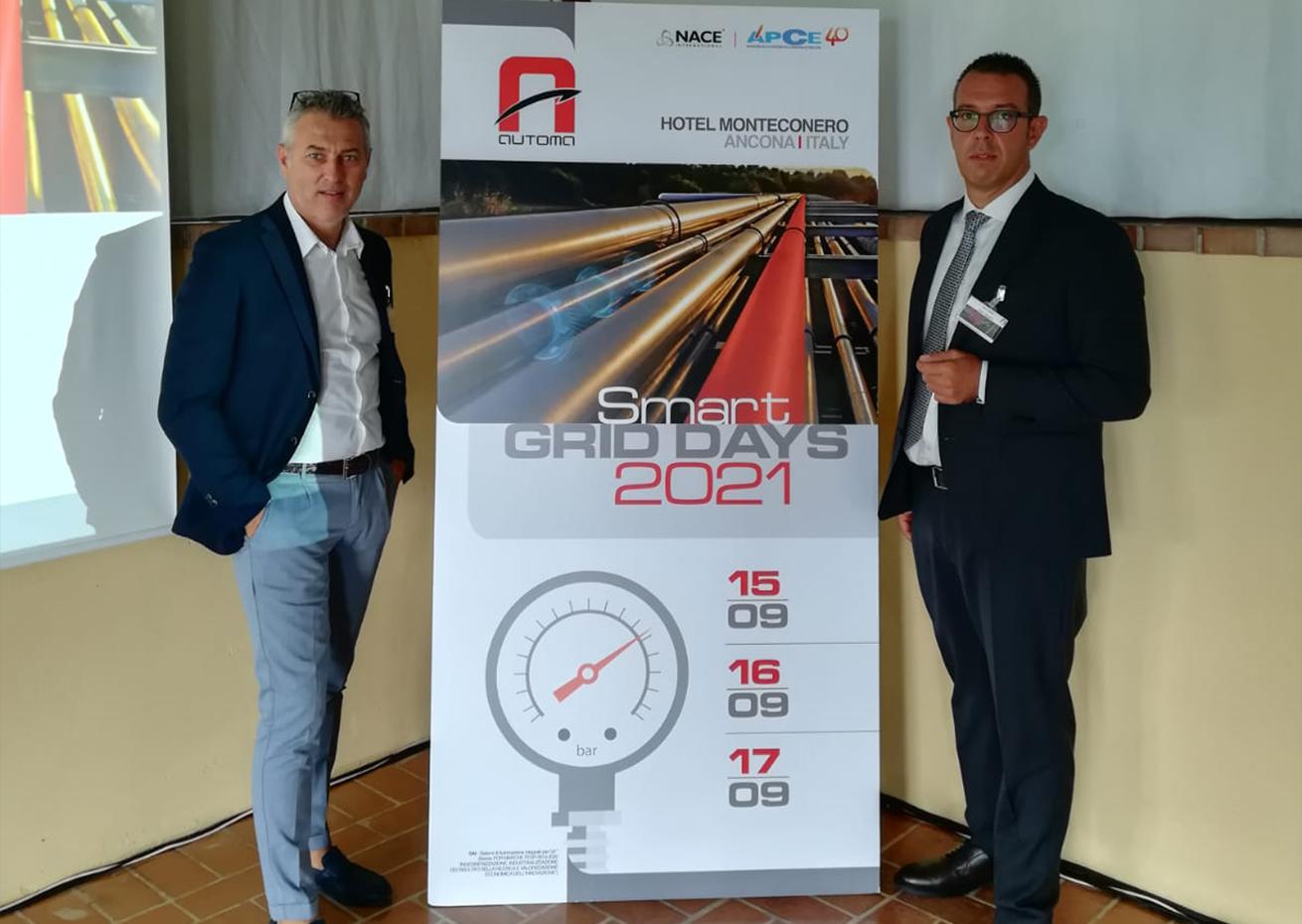 Smart Grid Days 2021: un grande successo!